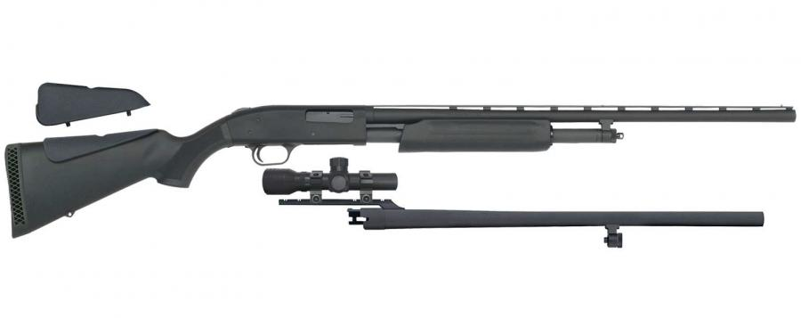 500 Fld/slug Combo 12ga Scope