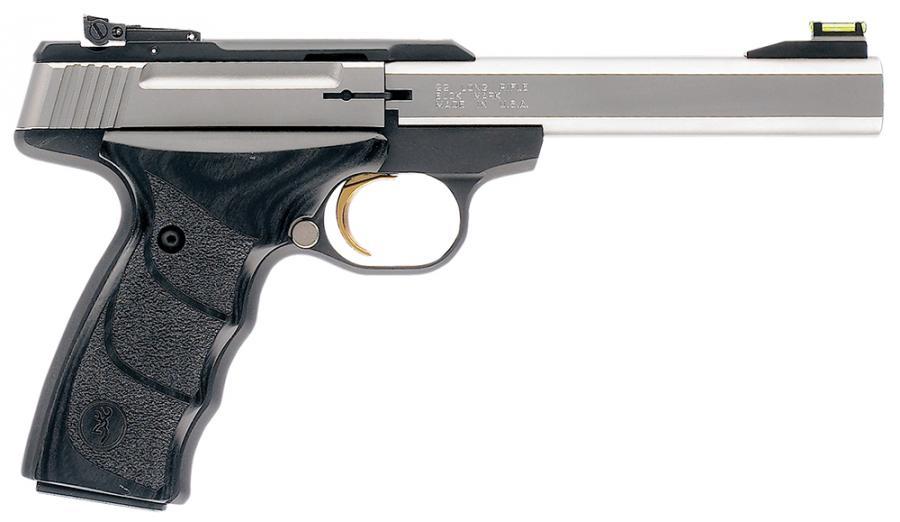 "Browning Buckmark Plus UDX 22lr 5.5"""