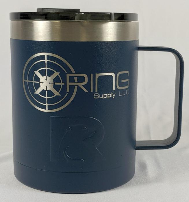 X-ring Rtic Navy Coffee Cup 12oz