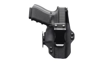 Blk Pnt Dualpoint S&w Shield 9/40