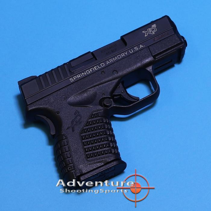 Springfield Armory XDS 45 With Gear