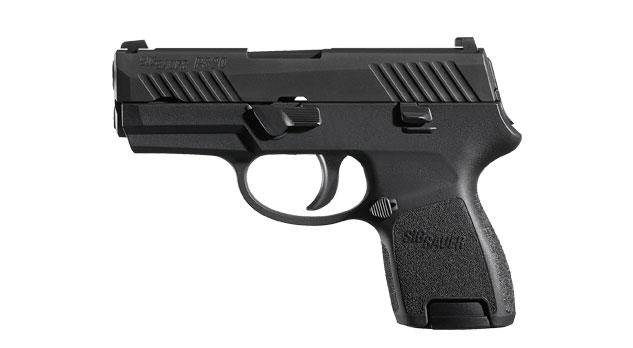 Sig P320 Sub Compact 9mm 3.6""