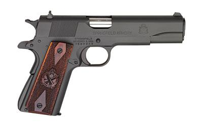 "Springfield 1911 Mil-spec 45acp 5"""