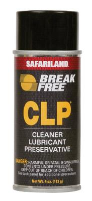 Break-free CLP Lubricant Lubricant 4 oz