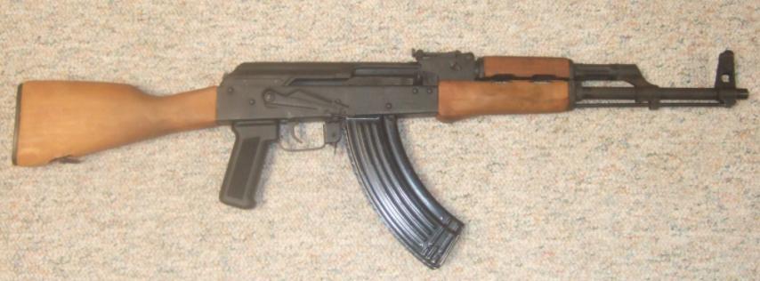 Used Wasr-10 AK Rifle Very Nice