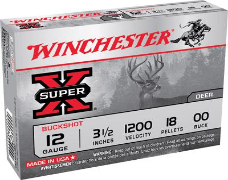 Win Super X Buffered 12 ga