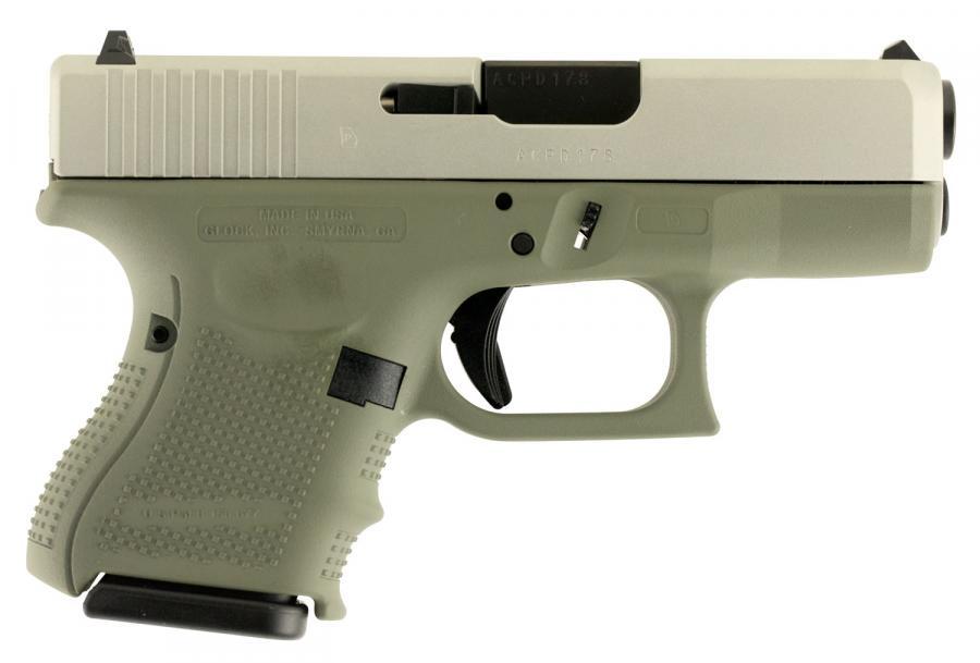 Used Glock Ug2650204 G26 Double 9mm