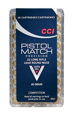 CCI Select 22 Long Rifle Round