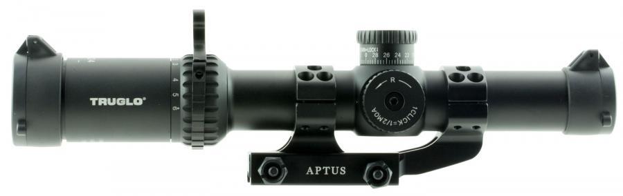 Tru*tg8516tlr 1-6x24ir SP 30mm MT