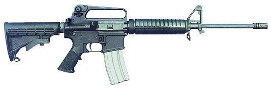 Bushmaster Xm-15 Ar-15 Carbine A2 Heavy
