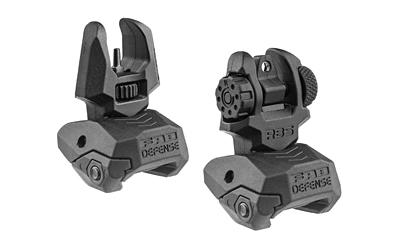 Fab Def Poly Flip-up Sight Set