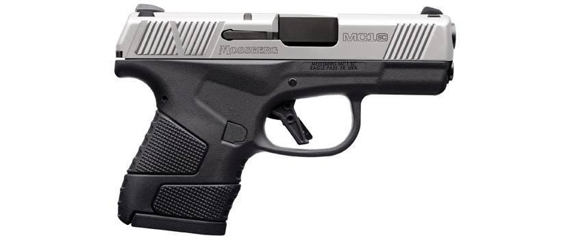 Mos Mc1sc 9mm Pst Ss/blk 6r