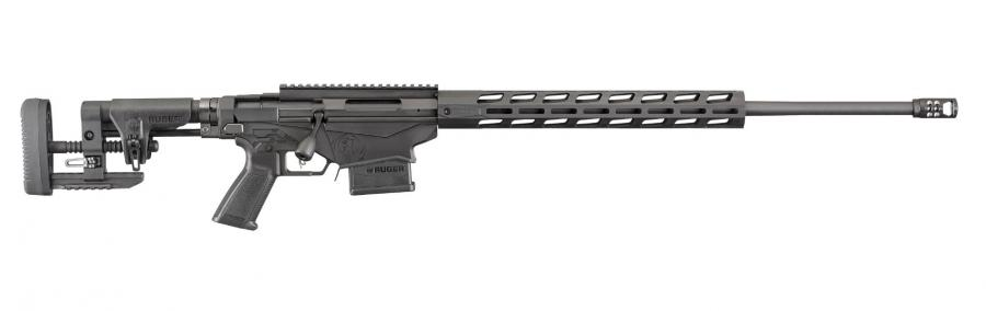 """Ruger Precision Rfl 6.5crd 24"""" 10rd"""