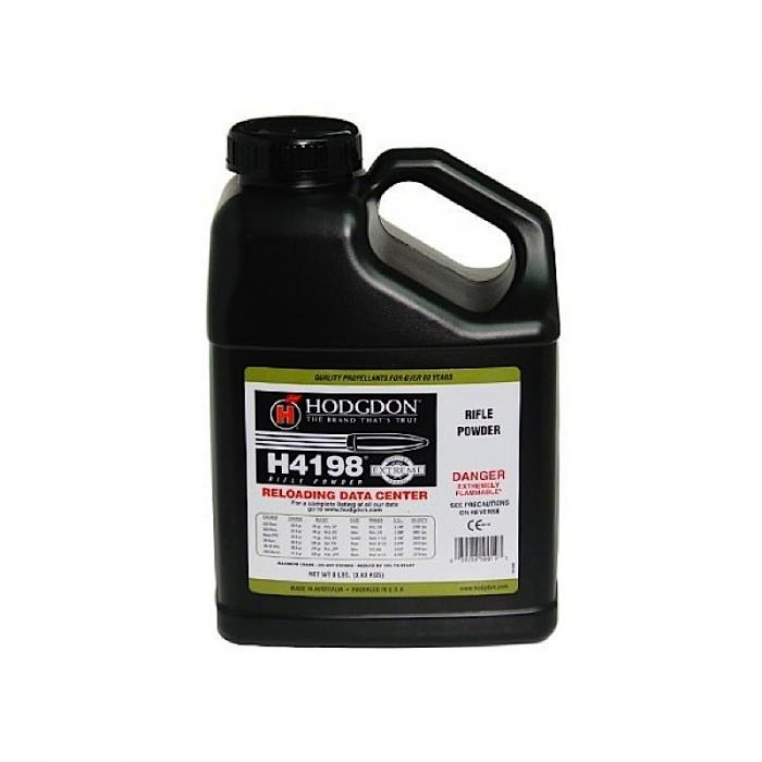 Hodgdon H4198 Rifle 8 lbs 1