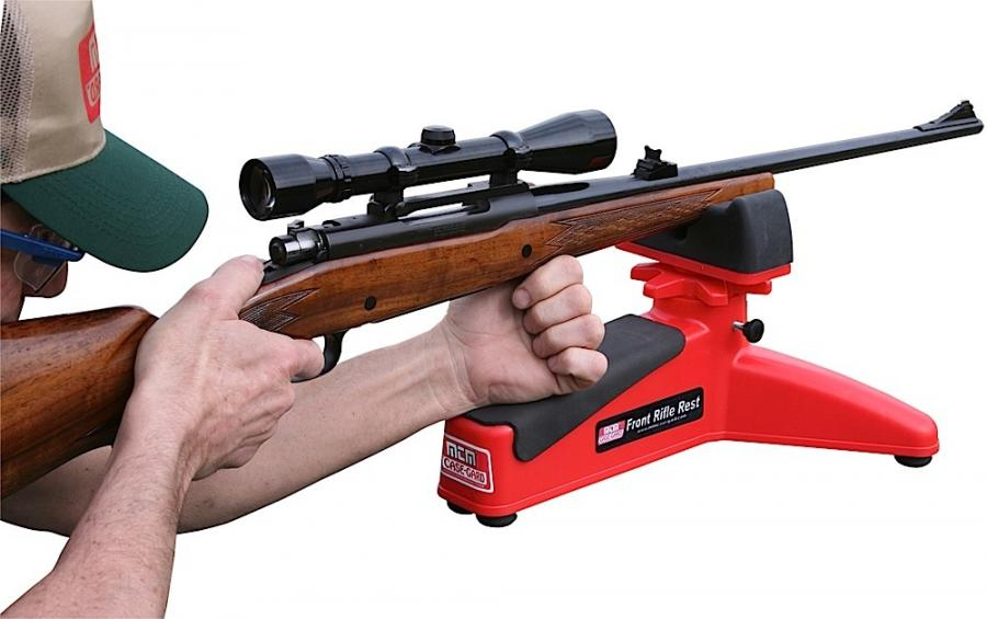 MTM Front Rifle Rest 361260 for sale online