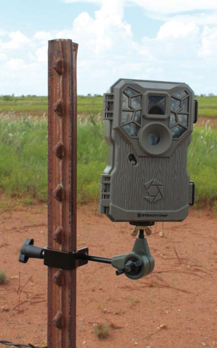 HME Hmetpch T-post Trail Camera Holder