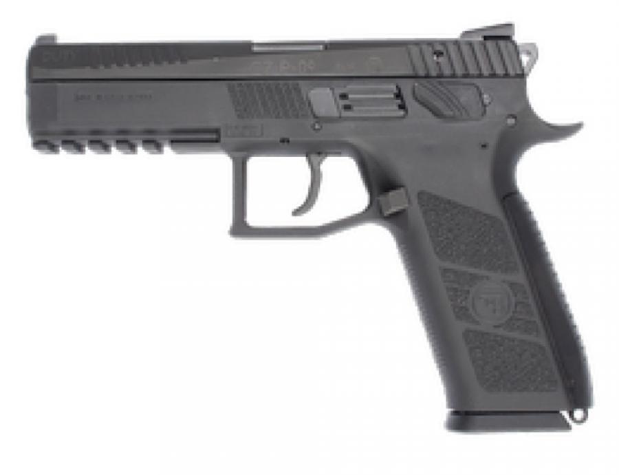 "CZ P-09 Duty 9mm 4.3"" 19+1"
