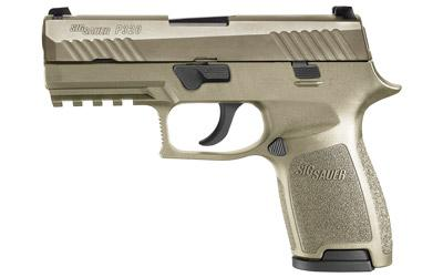 Sig P320 Carry 9mm FDE N/S