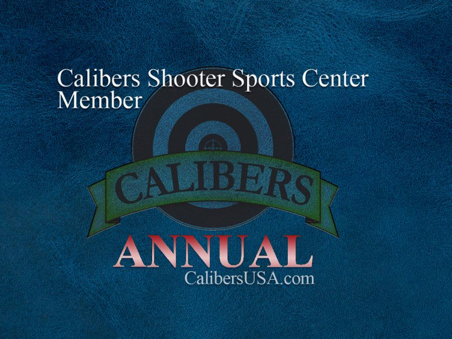 Calibers Annual Membership