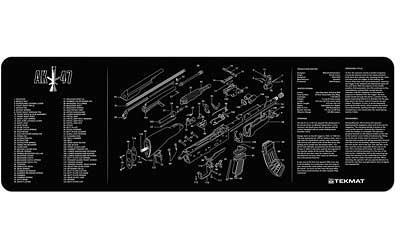 Beck Tek Rifle Mat Ak47 Blk
