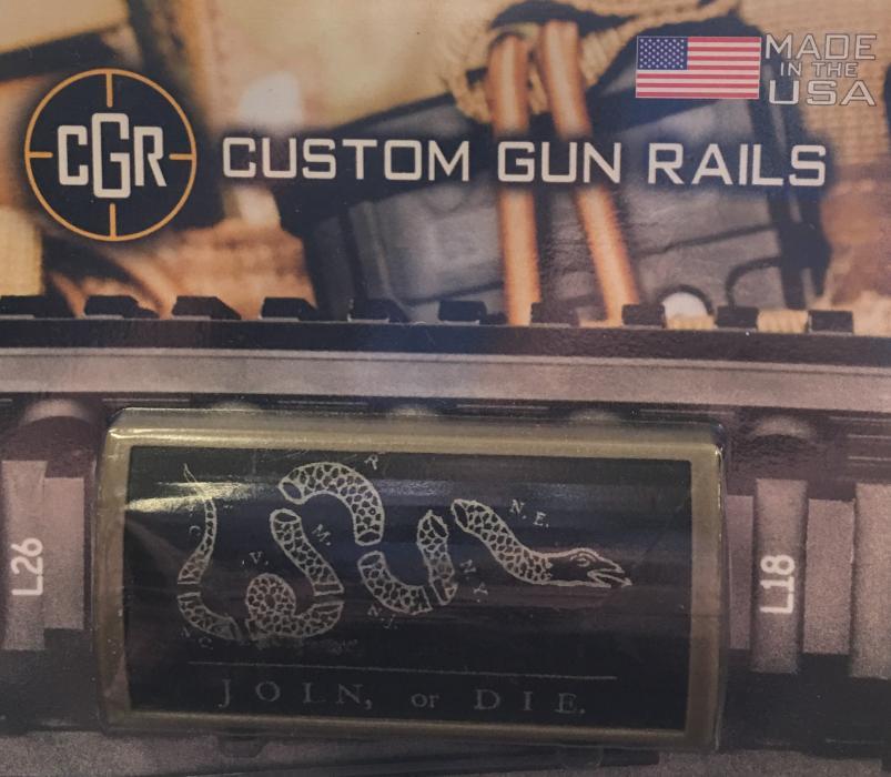 Custom Gun Rails Lea070jod-tr