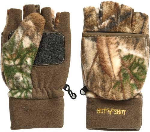 Hot Shot Youth Pop-top Mitten