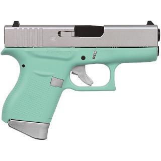 "Glock/glock Inc 43 9mm 3.39"" 6rd"