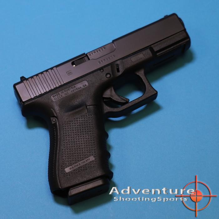 Glock 19C Compensated 9mm