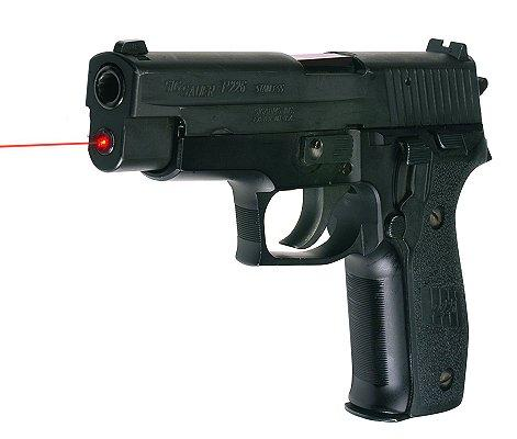 Lsrmx Lms-2263 Sig P226 357/40 Red