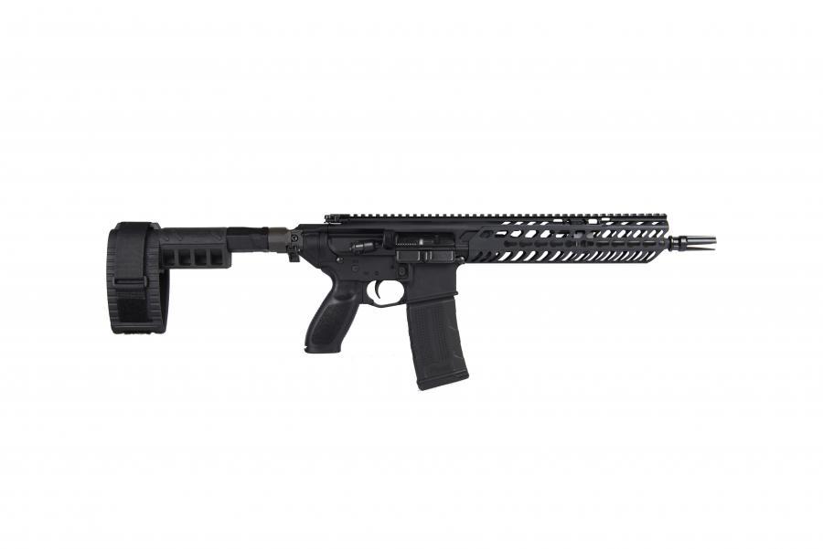Mcx Pistol 5.56 Blk 11.5 Psb