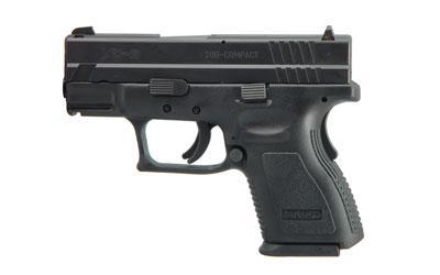 "Springfield XD9 Ess 9mm 3"" Blk"