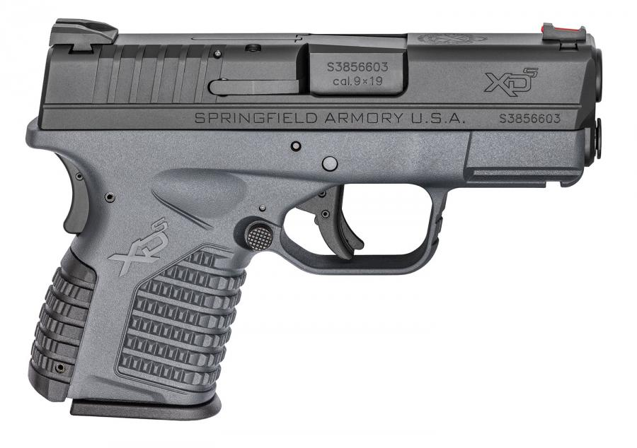 "Springfield Xds 9mm 3.3"" 7/8rd"