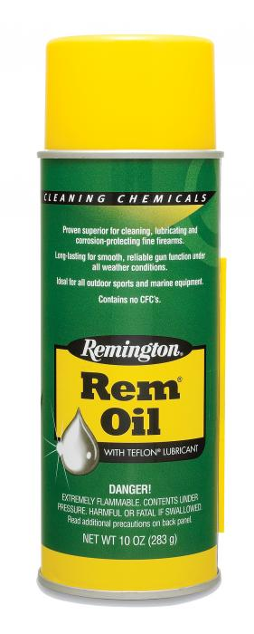 Remington Rem Oil Lubricant Can 10
