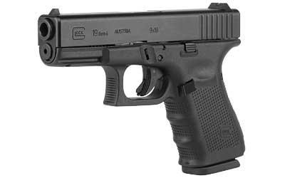 Glock 19 Gen4 9mm Fs 15rd