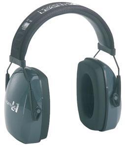 Howard Leight LOF Earmuff Black/blue