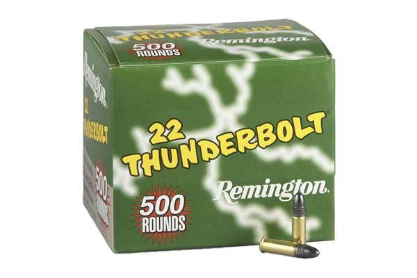 Remington Thunderbolt .22 LR LRN 40gn