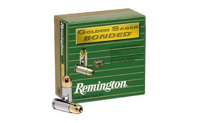 Remington Ammunition Gsb40swbb Golden Saber Bonded