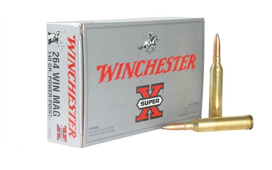 Winchester Ammo Super X 264 Win