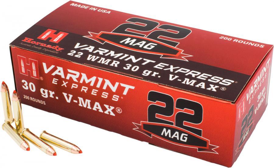 Hrndy 22wmr 30r V-max 200/2000