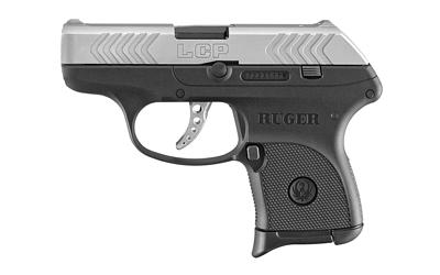 "Ruger Lcp 380acp 2.75"" Blk/ss 6rd"