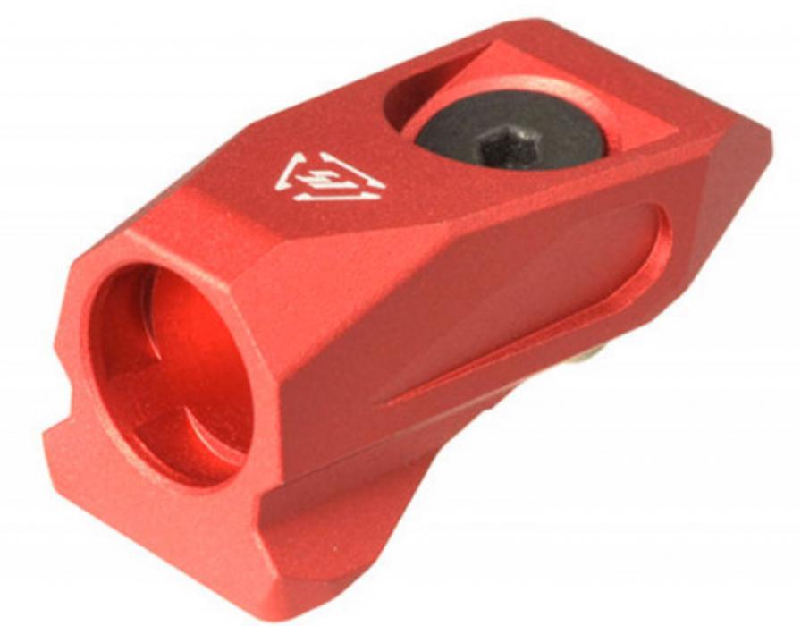 Link Angled QD Mount - Red