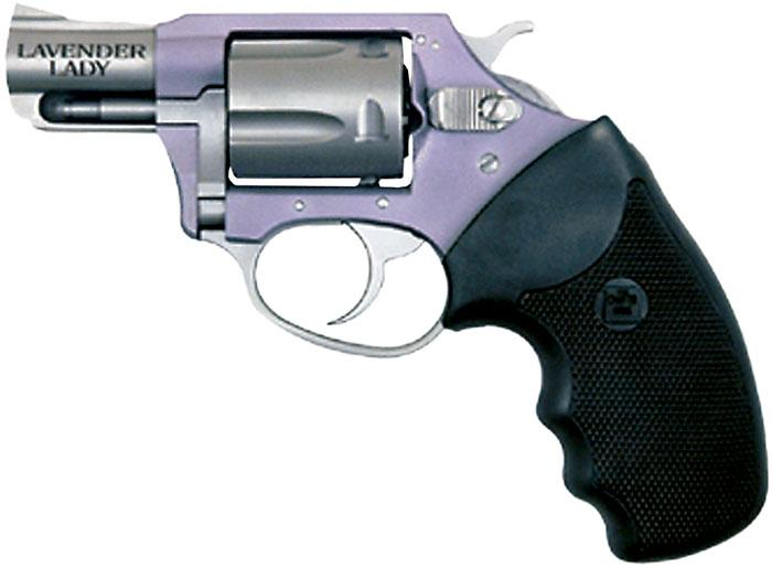 Charter Arms Lavender Lady 32 H&R