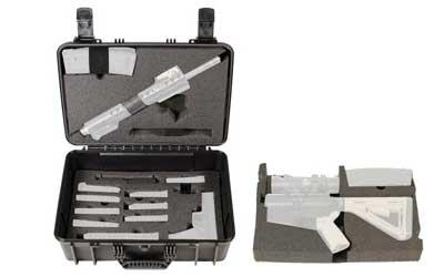 "Drd Hardcase For 16"" Carb/pistol"