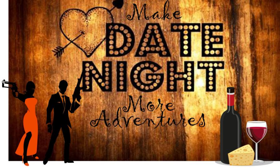 Date Night With Dinner and Adventure