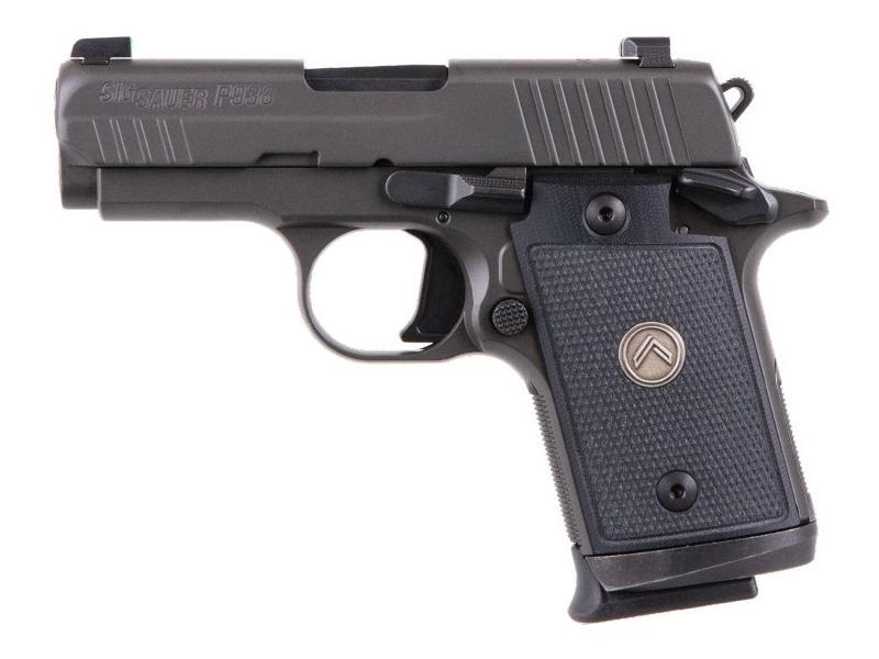 P938 Legion 9mm 7+1 Ambi Ns