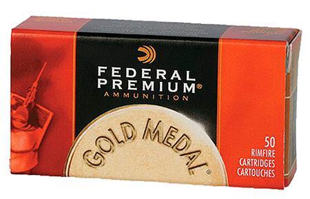 Federal Premium HV Match 22lr 40gr