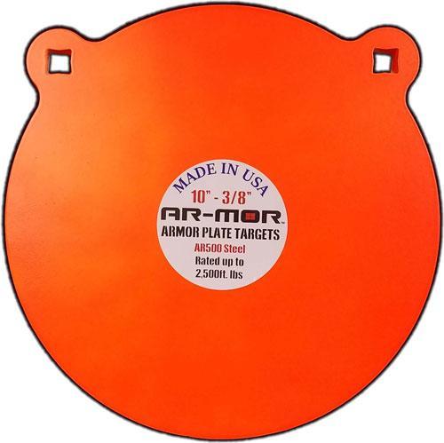 """Ar-mor 10"""" Ar500 Steel Gong"""