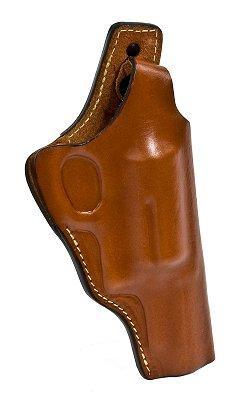 "Hunter Company 3"" Barrel Brown Leather"