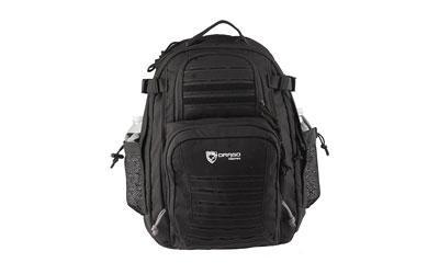 Drago 14-310bl Defender Back Pack BLK