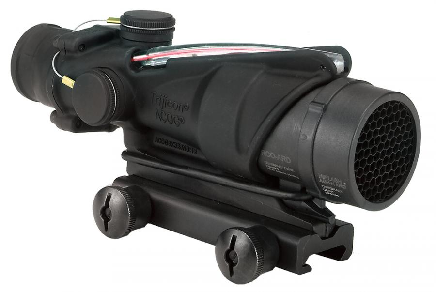 Trijicon Ta31rcom4 Acog 4x 32mm Obj